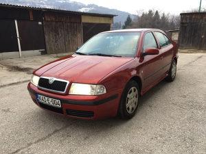 Škoda Octavia 2.0 plin