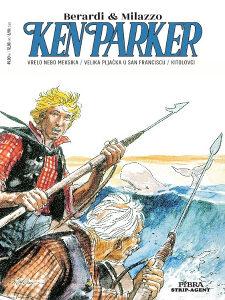 Ken Parker 3 / FIBRA - STRIP AGENT