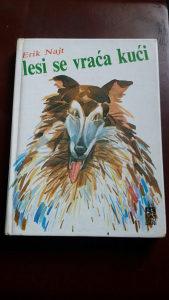 """Knjiga """"Lesi se vraća kući"""", Erik Najt"""