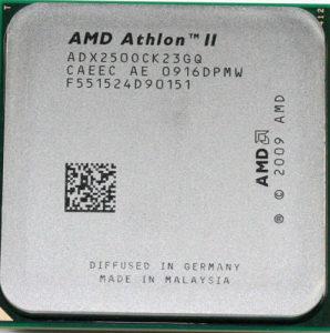 AMD CPU Athlon II X2-250 3.0GHz Socket AM3