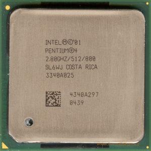 Intel Pentium 2,8