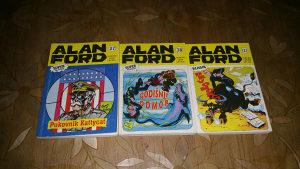 Alan Ford br.37,38 i 121