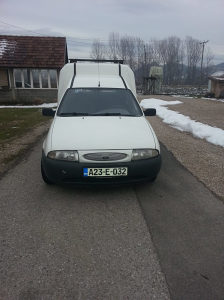 Ford Courier Caddy