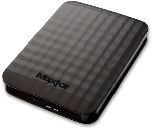 MAXTOR EKSTERNI HDD 2.5/500G