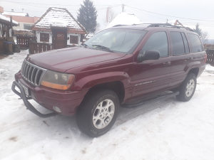 Jeep Grand Cherokee limited edition 4x4