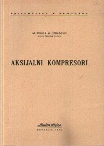 Nikola Obradović – Aksijalni kompresori