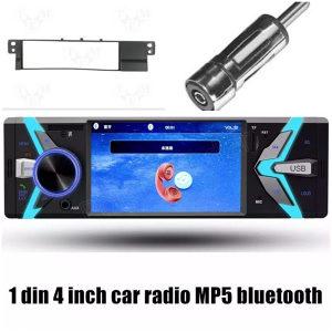 Auto Radio +BLENDA BMW E46 1DIN AUX DVD USB SD