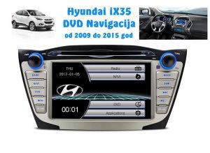Hyundai iX35 radio Navigacija 2009-2015