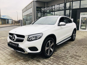 Mercedes Benz GLC 220d 4M Coupe