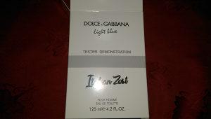 Muski parfem Dolce Gabbana