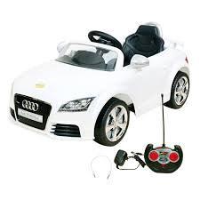Audi tt licencirana auta na akumulato, igračke