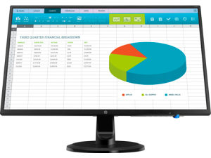 MONITOR HP N246V 23.8-INCH (3NS59AA)