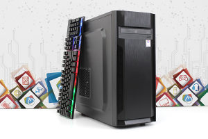 GAMING Računar Core i5; GTX 1050Ti 4GB 8GB RAM;SSD 120