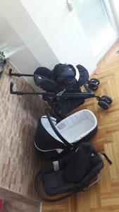 Kolica za bebe Cam 3u1 kao NovA