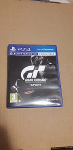 Playstation 4 Gran Turismo Sport VR Ps4