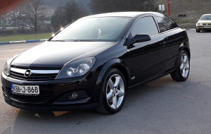 Opel Astra GTC H Cosmo 2008 g.p
