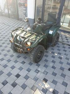 YAMAHA QUAD ATV 250 CCM BIH PAPIRI