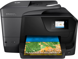 Printer HP OfficeJet Pro 8710 AIO (8978)