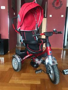 Djeciji bicikl (tricikl)
