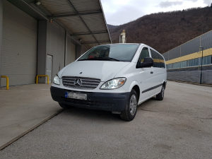 MERCEDES Vito 111 Cdi Long 2008