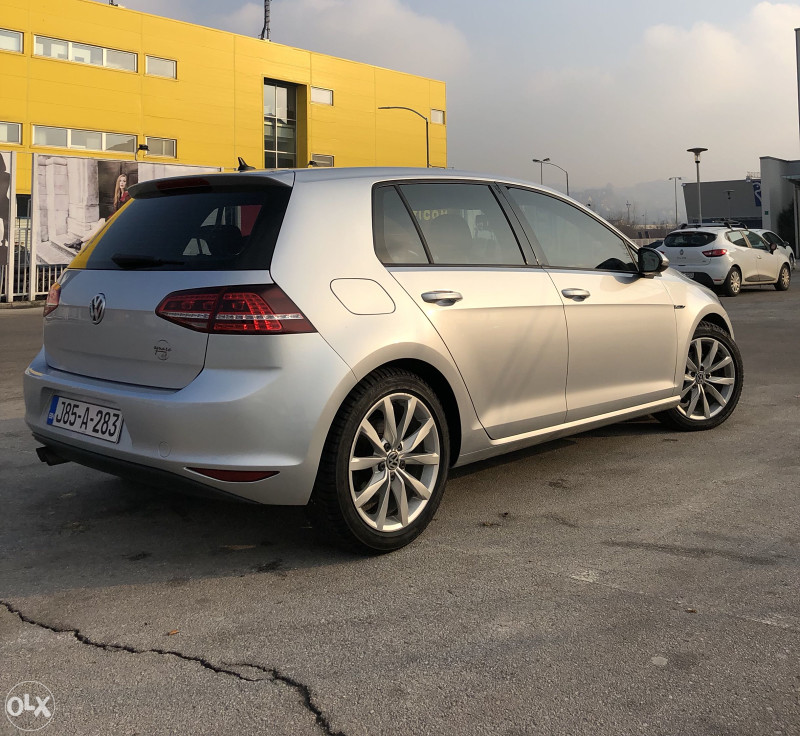 VW Golf 7 GTD 2.0 TDI DSG