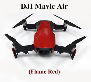 DJI dron MAVIC Air Flame Red 4K (CRVENI), domet 10km
