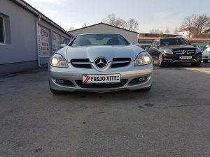 Mercedes SLK,Cabriolet 200 Kompressor