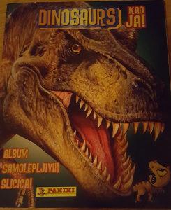 """Panini slicice """"Dinosaurus kao ja"""" razmjena"""