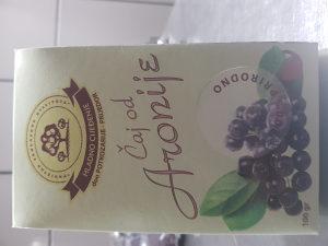 Čaj aronija 100%