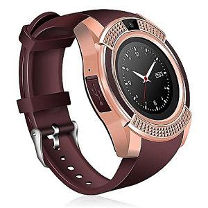 Smartwatch V8 MobillZone Gold (9114)