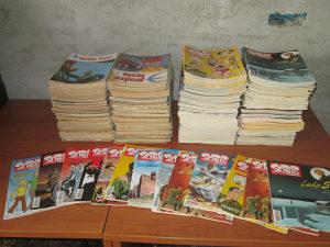 Lot Stripova , strip revija 1200 kom