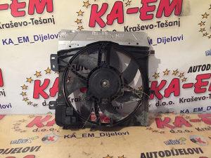 Ventilator hladnjaka peugeot 208 1.4 HDI KA EM
