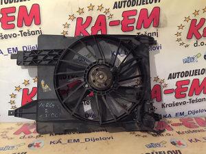 Ventilator hladnjaka renault megane 2 1.5 DCI KA EM