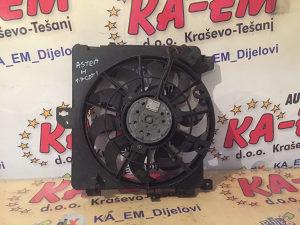 Ventilator hladnjaka opel astra H 1.7 CDTI KA EM