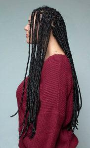 Afro pletenice