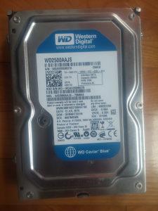 Hard disk 250GB za racunar