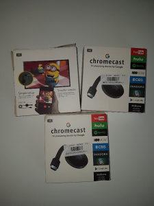 Chromecast   novo