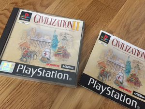 Civilization II ps1