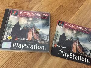 Necronomicon ps1