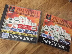 Shanghai ps1