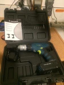 Aku Li-Ion 14.4V profi alat toolmate NOVO u koferu