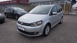 Volkswagen Touran 2.0 TDI- 2013- DERVENTA