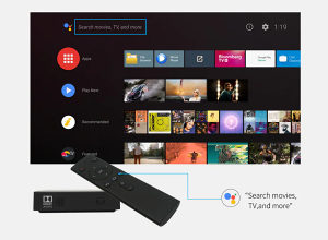 "Sony 40"" Smart WiFi ANDROID KOMPLET (TV + Box) FullHD"