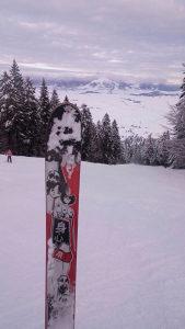 Skije FREERIDE