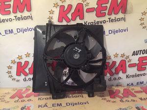 Ventilator hladnjaka peugeot 208 1.4 benzin KA EM
