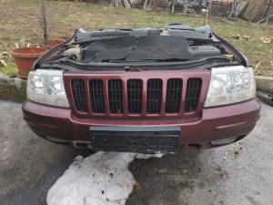 Prednja desna kljesta Jeep grand cherokee 4.0 benzin