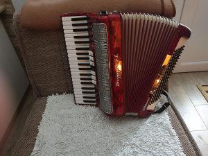 Harmonika mengozzi 120 basova