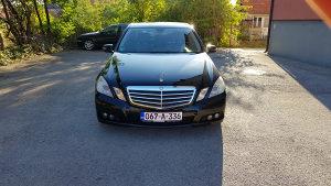 Mercedes E200 220