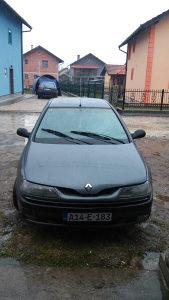 Renault laguna plin