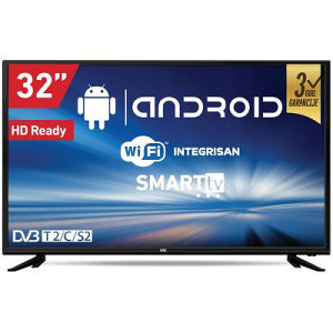 """VOX Led TV 32ADS311B 32"""" HD Android"""